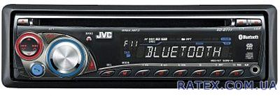 MP-3 ресивер JVC KD-BT11EE Bluetooth